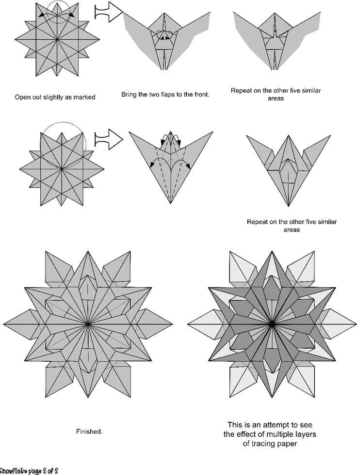 Pin Origami Instructions Ancient Dragon By Satoshi Kamiya