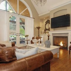 Living Room Ideas With Light Brown Sofas Interior Decoration For Recommended Ideas: Where To Buy Leather ...