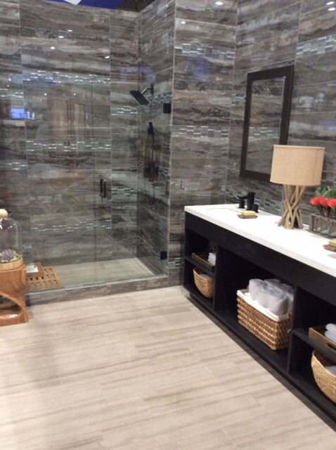 River marble  Daltile Install Photos  Pinterest  Rivers