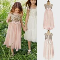 Junior Bridesmaid And Flower Girl Dresses - Wedding ...