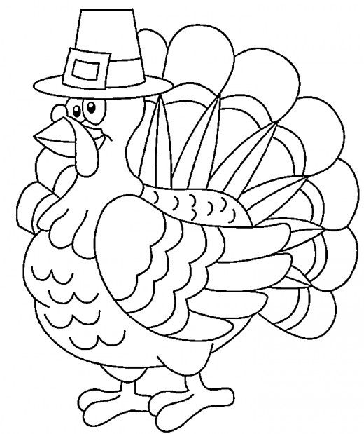 17 Best images about Autumn Coloring Pages on Pinterest
