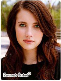 Eyes, Emma roberts and Green eyes on Pinterest