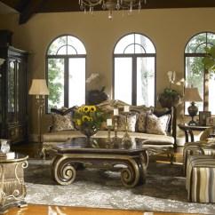 Black Bonded Leather Sofa Metro Ltd Marge Carson Living Room | J. Douglas Design Pinterest ...