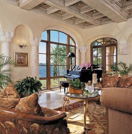 42 best images about Tuscan Interiors on Pinterest