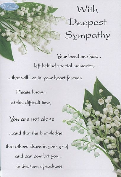 with deepest sympathy on the loss of your mother - Google ...