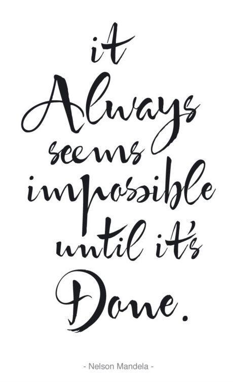 Inspirational And Motivational Quotes Nelson Mandela