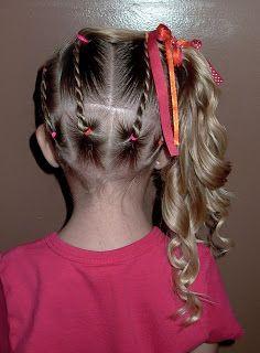 Les 67 Meilleures Images à Propos De Little Girl Hairstyles Sur
