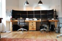 2 person desk home office - Google Search | Desk for 2 ...