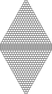 113 best images about Graph Paper & Weave patterns on