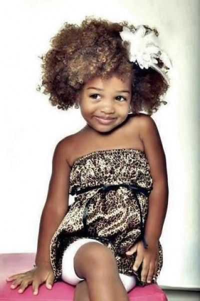 140 Best Images About Natural Kids Afros Puffs On Pinterest