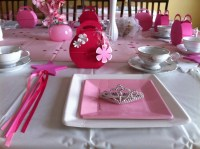 princess tea party table setting | Party ideas for aubry ...