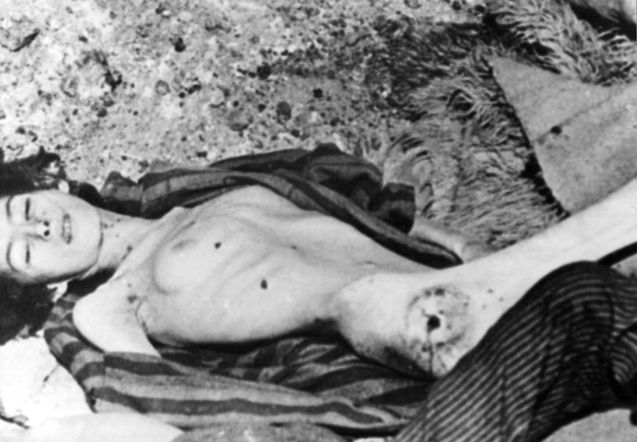 Bergen Belsen Germany 1945 Body of a young female inmate  WWII  Pinterest  Beautiful Dr