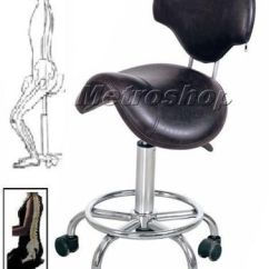 Office Chairs Ergonomically Correct Purple Velvet Vanity Chair Ergonomic Orthopaedic Posture Saddle Chair: This Stool With