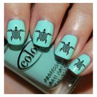 1000+ ideas about Turtle Nails on Pinterest | Turtle nail ...
