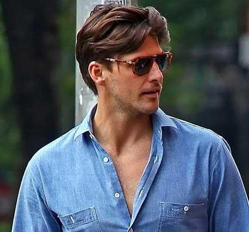 17 Best Ideas About Mens Medium Hairstyles On Pinterest