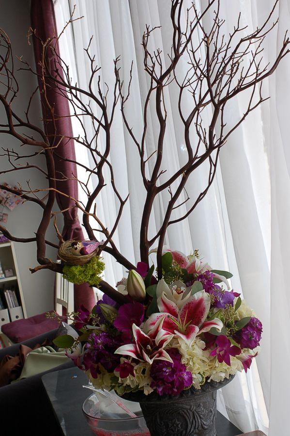 Manzanita Branches Red Bark 1618in  Manzanita Wedding wishes and Guest books