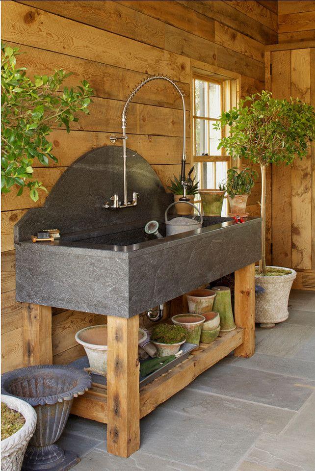 25 Best Ideas About Outdoor Garden Sink On Pinterest Garden