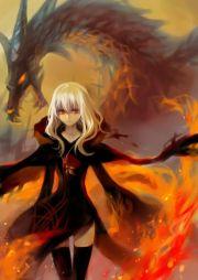 girl soul fire
