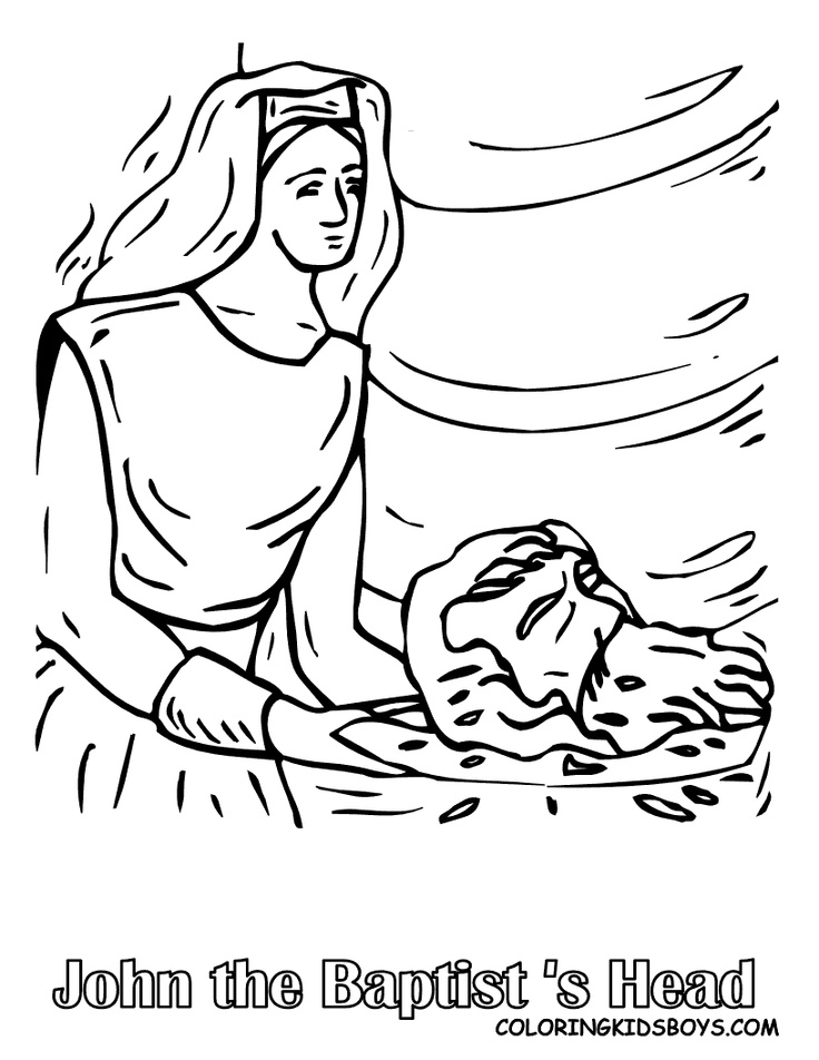 33 best images about JOHN THE BAPTIST !!! on Pinterest
