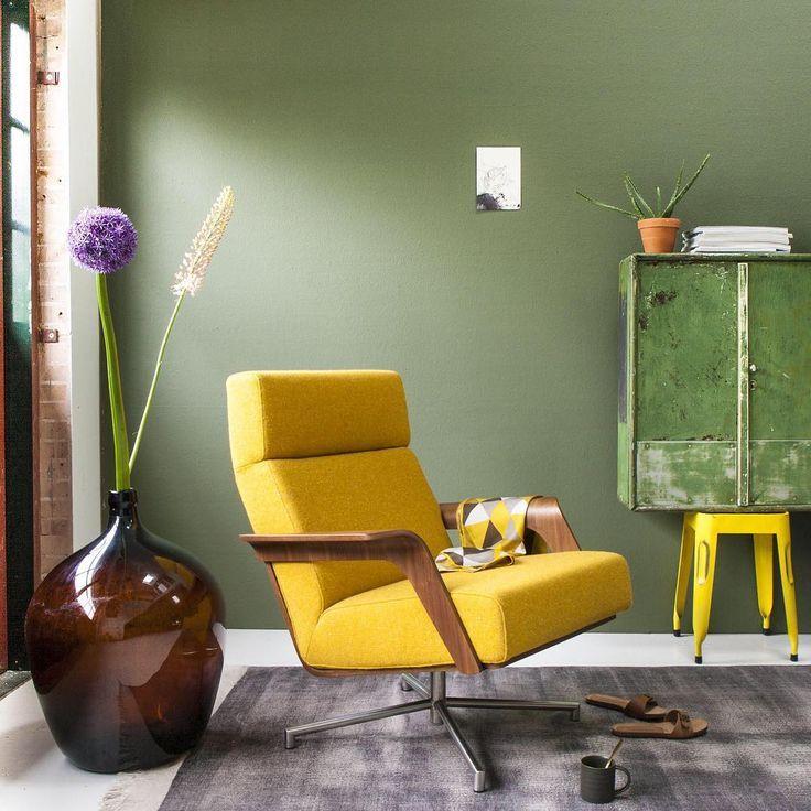 25 beste ideen over Groene gordijnen op Pinterest
