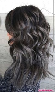 ideas gray hair colors