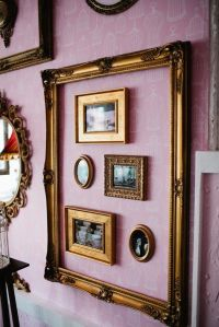 Best 25+ Frame wall decor ideas on Pinterest | Hanging ...