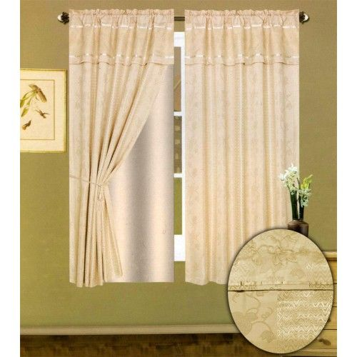 17 Best ideas about Short Window Curtains on Pinterest