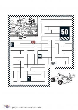 Cars, Activities and Maze on Pinterest