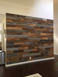 64 best images about Accent Walls on Pinterest | Reclaimed ...