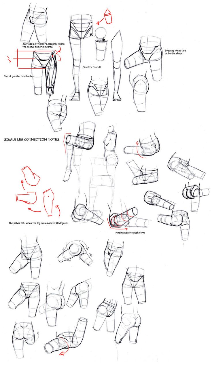 30 best How to draw legs images on Pinterest