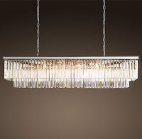 1000+ ideas about Rectangular Chandelier on Pinterest ...