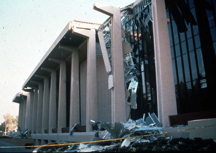 The 67magnitude Northridge earthquake in January 1994