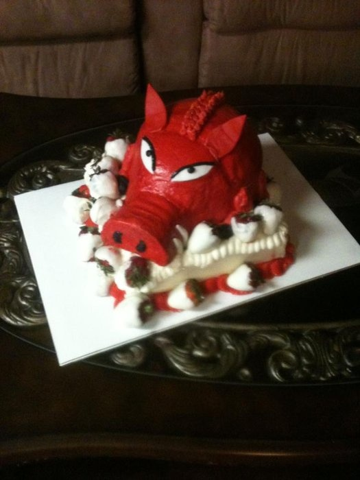 17 Best Images About Collegiate Groom S Cake On Pinterest