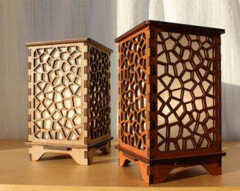 pattern laser cut lamp shade  Google Search  craft  DIY