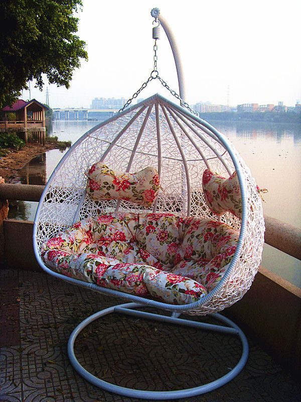 48 best images about hanging chairs I want on Pinterest