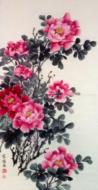 25+ best ideas about Flower Painting Canvas on Pinterest ...