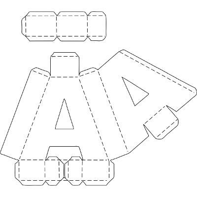 25+ melhores ideias sobre Molde letras no Pinterest