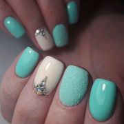 1000 ideas nails turquoise