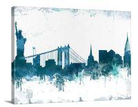 17 of 2017's best New York Skyline Silhouette ideas on ...