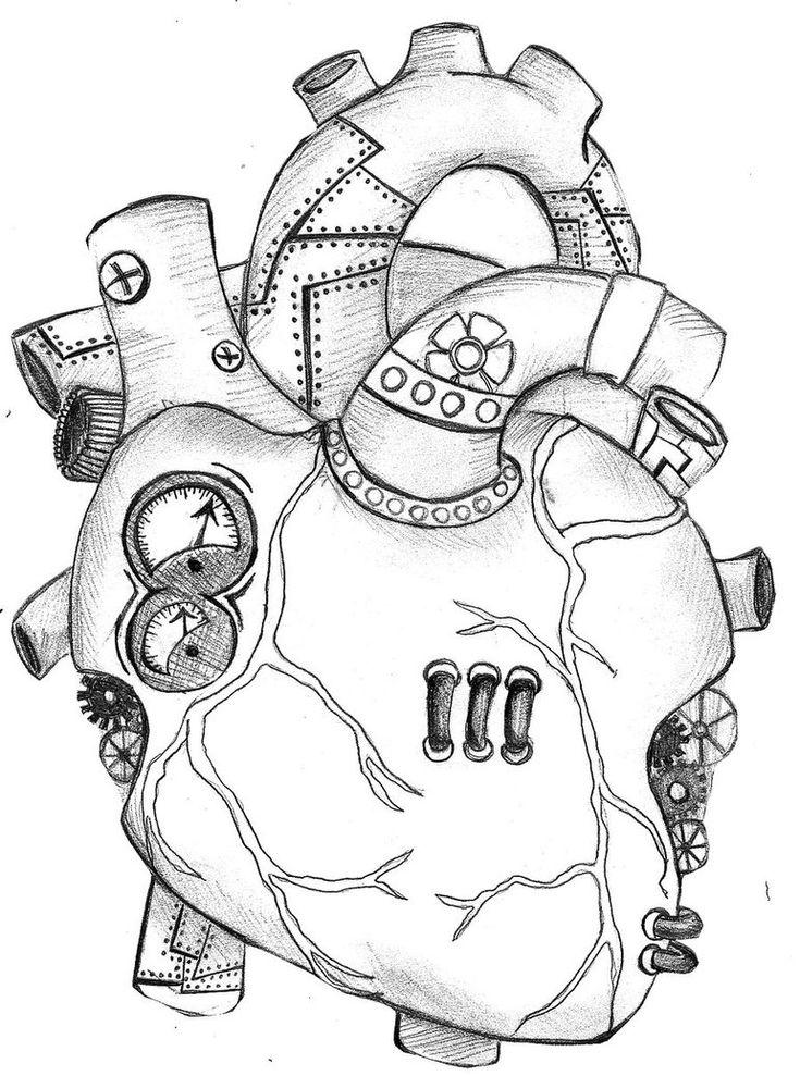 25+ best ideas about Steam Punk Tattoo on Pinterest