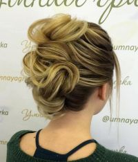 25+ best ideas about French roll updo on Pinterest ...