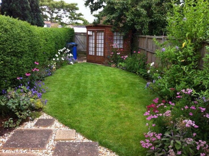 Les 62 Meilleures Images à Propos De Terraced House Garden Sur