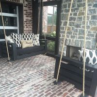 1000+ ideas about Pallet Porch Swings on Pinterest