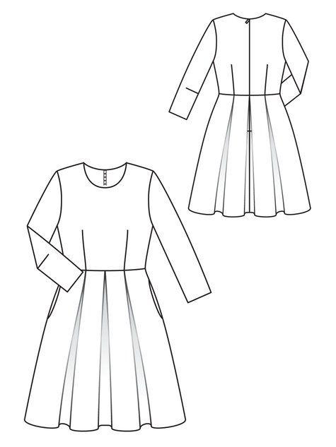 17 Best ideas about Princess Dress Patterns on Pinterest