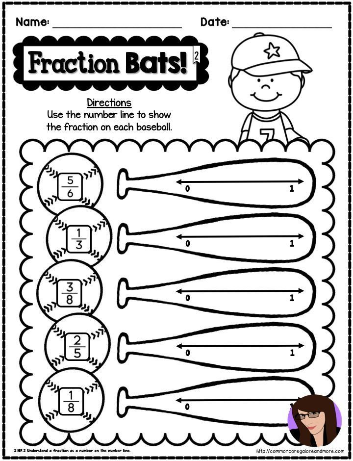 193 best images about Math: fractions and decimals on