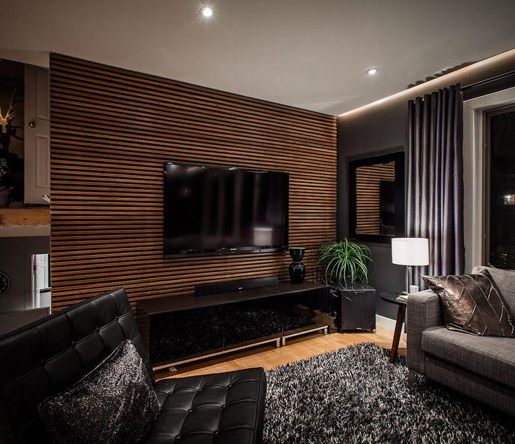 25 Best Ideas About Wood Slat Wall On Pinterest Screens Wood