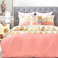 25+ best ideas about Coral bedroom on Pinterest