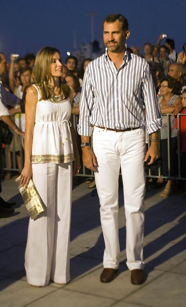 Queen Letizia of Spain Photos Photos Wedding of Prince