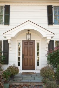 25+ best ideas about Portico Entry on Pinterest | Side ...