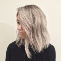Best 20+ Grey Blonde ideas on Pinterest